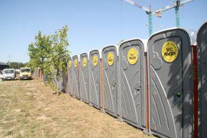 Toalety przenośne na wynajem w Poznaniu